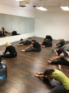 Burlesque 101 2019-Class Five @ Ragtime Dance Studio | Portland | Oregon | United States