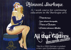 Advanced Burlesque @ Pureheart Yoga | Portland | Oregon | United States